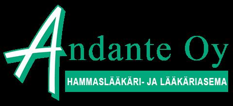 Hammaslääkäriasema Andante Oy logo