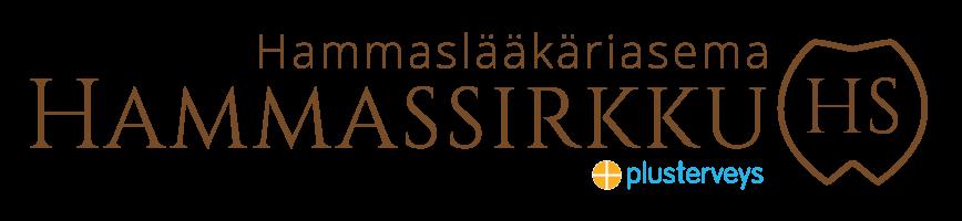 Hammaslääkäriasema Hammassirkku logo