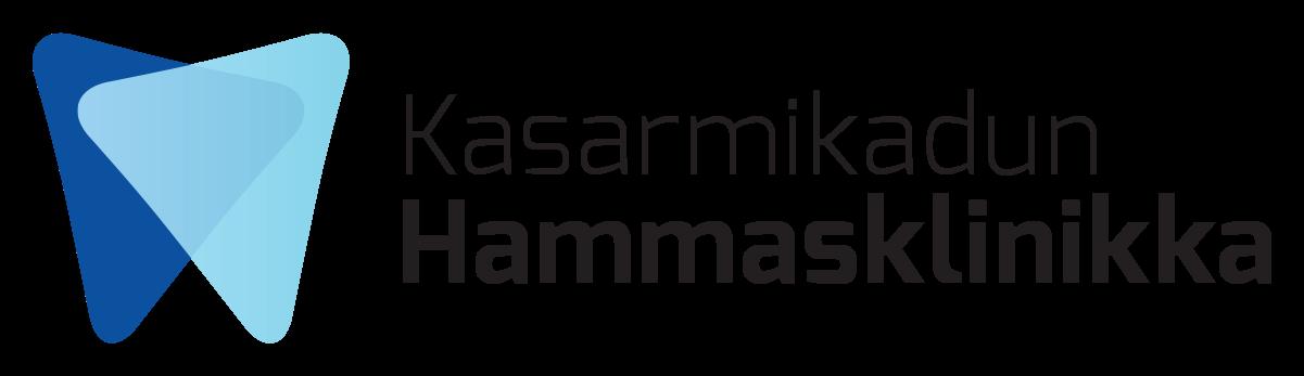 Kasarmikadun Hammasklinikka logo