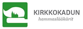 Kirkkokadun Hammaslääkärit Oy logo
