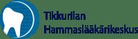 Tikkurilan Hammaslääkärikeskus logo